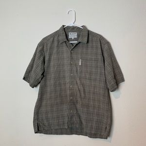 Colombia Button Down 100% Cotton Shirt
